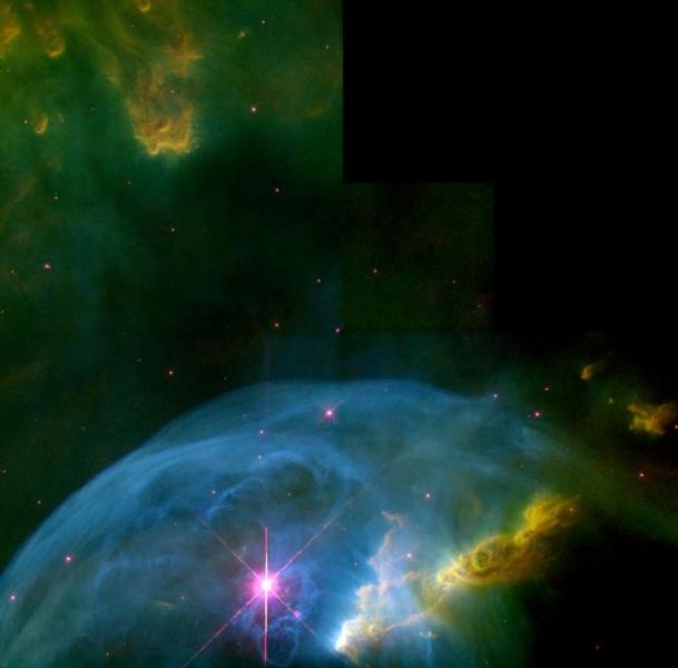 nebula_thebubble